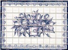 Delft traditional designs