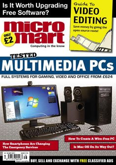 Micro Mart  Magazine - Buy, Subscribe, Download and Read Micro Mart on your iPad, iPhone, iPod Touch, Android and on the web only through Magzter