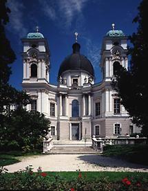 Dreifaltigkeitskirche in Salzburg Salzburg Austria, Kirchen, Dom, Mansions, House Styles, City, Design, Gone With The Wind, Historical Pictures