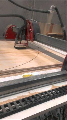 Xyz-cnc plywood