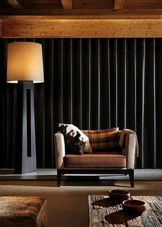 Interior Design, Luxury Ski Chalet Design