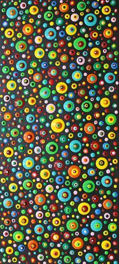 ABSTRAKTE bilder art picture modern leinwand acryl by michagomera