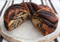 Fantastický twister čokoládový koláč, Koláče, recept   Naničmama.sk Pork, Basket, Kale Stir Fry, Pork Chops