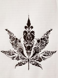 weed pencil sketch - Google Search