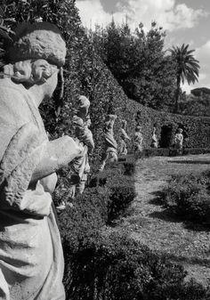Watchers, Janiculum Hill, Rome, Italy