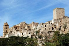 The Village of Craco | Atlas Obscura
