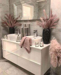 Home Design, Interior Design Career, Bathroom Interior Design, Interior Design Living Room, Living Room Decor, Bedroom Decor, Design Room, Bedroom Bed, Living Rooms