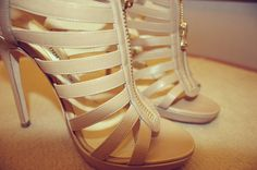 Beige Heels.. <3 Win $ 50 Sephora Gift Card Giveaway on Bmodish.com. It will be ends on June, 23th 2013