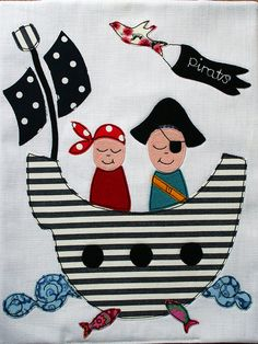 Boy Pirates by 23BeechHill, via Flickr