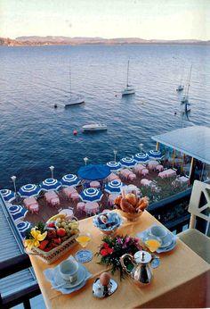 Hotel Milano, lake view