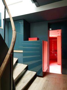 Rue Meslay by Regis Larroque   http://www.yellowtrace.com.au/regis-larroque-interior-design-paris/