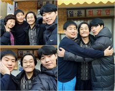 The Kim family of Sangmungdong