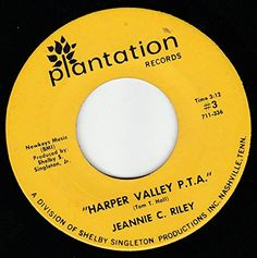 "45vinylrecord Harper Valley P.T.A./Yesterday All Day Long Today (7""/45 rpm) PLANTATION http://www.amazon.com/dp/B015OPP9FQ/ref=cm_sw_r_pi_dp_wSvbwb1AWWJ5N"