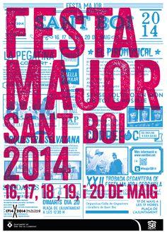 Festa Major de Sant Boi 2014 by Marc Pallas