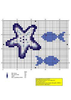 Star hama perler beads pattern