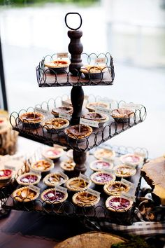 Four winter dessert ideas from the Infinity Events & Catering menu that are perfect for any holiday party in Nashville this season.