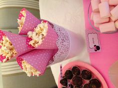 Minnie Pink Party - Crescer em Festa