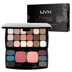 NYX Bohemian Chic - love this palette.