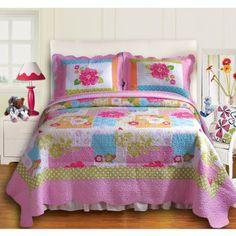 Greenland Home Fashions Adora - 2-Piece Quilt Set