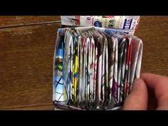 【生活の知恵】【048】【折り紙】超便利! チラシで作る小さなごみ入れ - YouTube