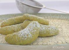 Chifeletti al pistacchio