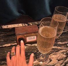 Imagem de champagne and drink