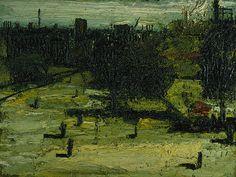Frank Auerbach Landscapes
