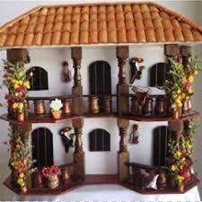 balcones antioqueños miñiatura - Buscar con Google