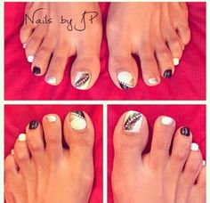 36 Best Toe Nail Designs Images On Pinterest Feet Nails Toe Nail