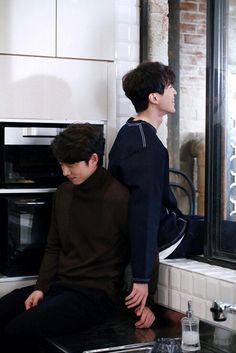 Hot Korean Guys, Korean Men, Gong Yoo, Korean Celebrities, Korean Actors, Asian Actors, Lee Dong Wook Goblin, Lee Dong Wok, Goblin The Lonely And Great God