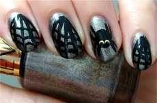Creepy Halloween Manicures