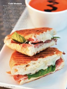 30 favorite Hot Spots in Fort Worth for Soup and Sandwiches www.fwtx.com April 2012 edition (pg. 84-95)  #restaurant #soup #sandwich