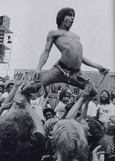 iggy-pop-1970 by dagmar do carmo-dgc, via Flickr