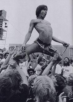 iggy-pop-1970 by dagmar do carmo-dgc, via Flickr