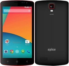 latest mobile technology, Top Best Smart phones,Latest tablets online Spice Launches The Spice Stellar Mi-507 Android Smartphone