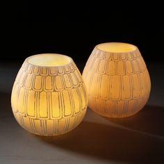 Candle Holder - Dragon Egg Design 2