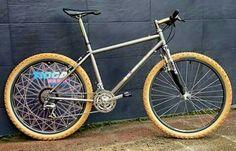 Hei hei Retro Bikes, Vintage Bikes, Retro Vintage, Classic Road Bike, Classic Bikes, Kona Mtb, Kona Bikes, Bmx Freestyle, Bike Parts