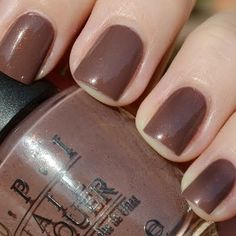 OPI Wooden Shoe Like To Know by Jelena S