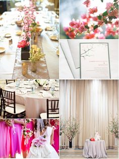{WEDDING THEME}: HOW TO USE CHERRY BLOSSOM TO STYLE A SPRING WEDDING MARQUEE | MyWeddingMarqueeMyWeddingMarquee