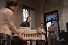 Patrimonio Industrial Arquitectónico:La Cooperativa Pau i Justicia de Poblenou se transformará en la sede teatral de la Sala Beckett. Barcelona
