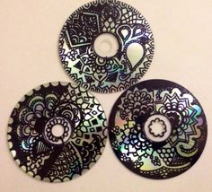 Coasters  by ThePaupersTreasures on Etsy, $5.00
