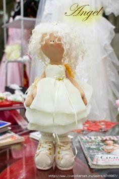 Mimin Dolls  Muito lindo e prático de fazer