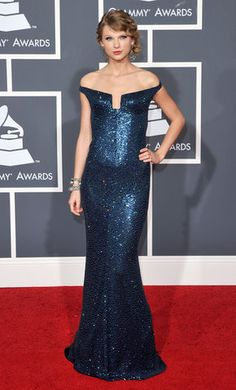 The Grammy's Best and Buzziest Outfits Over the Years — Vogue, KaufmanFranco dress from 2010