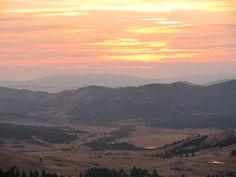 Sunrise - Helena MT