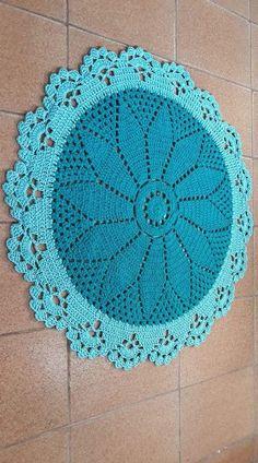Crochet Round Cream White Doily Centerpiece Crochet Home Decor Crochet Table Decor made in Lithuania Crochet Doily Rug, Crochet Carpet, Crochet Dollies, Crochet Curtains, Crochet Doily Patterns, Crochet Round, Filet Crochet, Crochet Flowers, Crochet Stitches