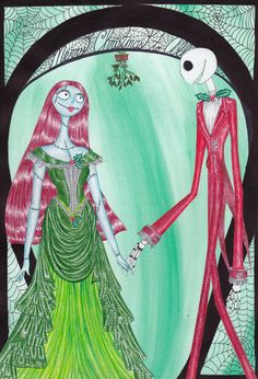 And to All a Good Fright by ~GossamerWing on deviantART