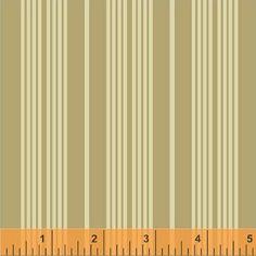 SALE - Cream Stripes on Tan, Indigo Collection. $3.95, via Etsy.
