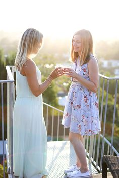 Read Lauren Conrad's tips on how to make successful small talk on the blog