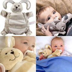 A Naninha SleepyTot é recomendada para bebês a partir de três meses de idade. Tem formato de um coelho e possui quatro patas com velcro para segurar chupetas, mordedores ou fixa-las nas grades do berço até que o bebê tenha idade suficiente para dormir junto à ela. É lavável, macia e antialérgica. Pode ser utilizada também como travesseiro, quando o bebê está no trocador. Compre online www.missybaby.com.br ou em nosso showroom - end no perfil!