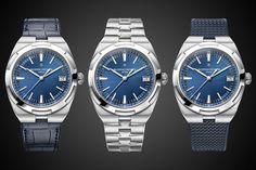Vacheron Constantin Overseas - blue dials